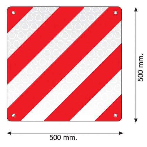 Опознавательный знак крупногабаритный груз своими руками 160