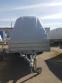 Прицеп ЛАВ-81012А с  крышкой Jaxal черный и белый цвет 81012A 4