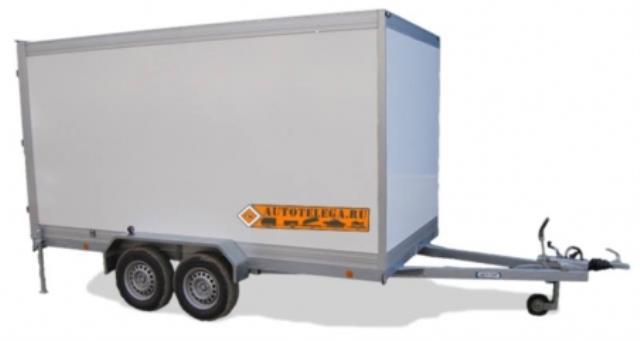 Прицеп-фургон автомобильный модель ЛАВ-81025А