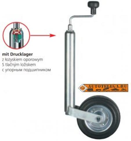 Опорное колесо нагрузка до 150 кг
