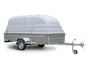 Респо M35L с пластиковой крышкой (кузов 3,5х1,5)