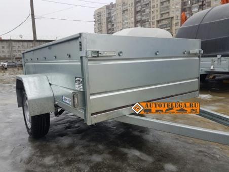 ЛАВ 81011ВВ - Облегченная модель Вектор  (кузов 2000х1220)
